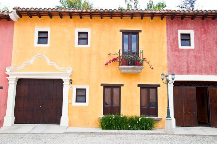 Barrio de antonelli galer a fotografica - Fachadas antiguas de casas ...